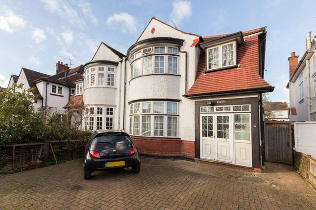 Thumbnail Semi-detached house for sale in Swains Lane, Highgate