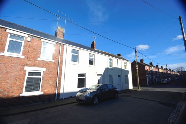 Thumbnail Terraced house to rent in Poplar Street, Chester Le Street