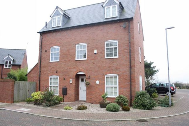 Thumbnail Property to rent in Pipistrelle Drive, Market Bosworth, Warwickshire