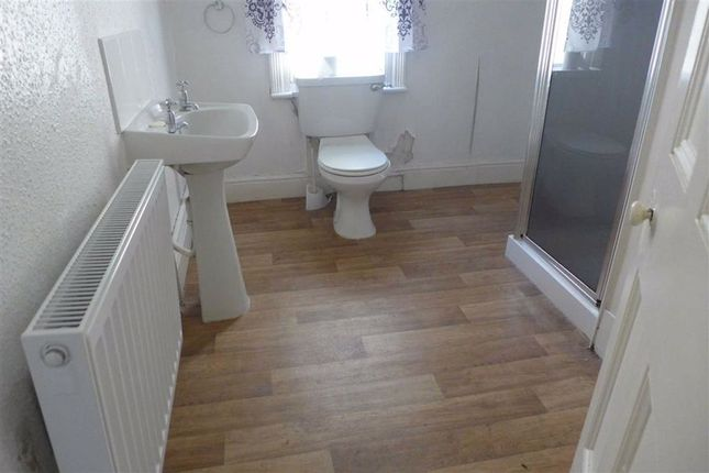 Shower Room of North Road, Aberystwyth, Ceredigion SY23