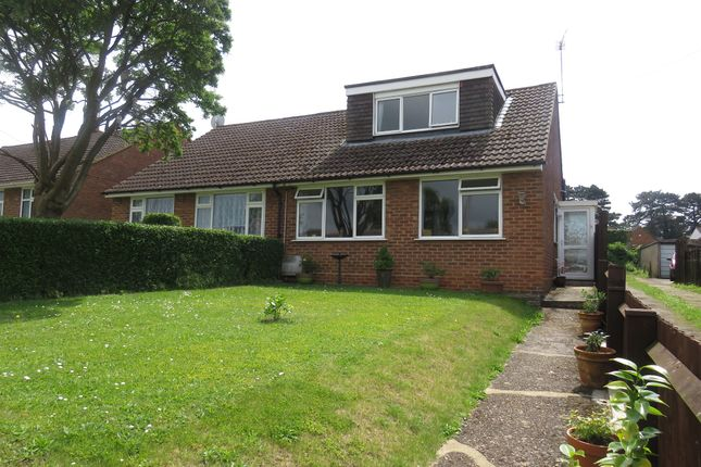 Thumbnail Semi-detached house for sale in The Avenue, Welford Road, Kingsthorpe, Northampton