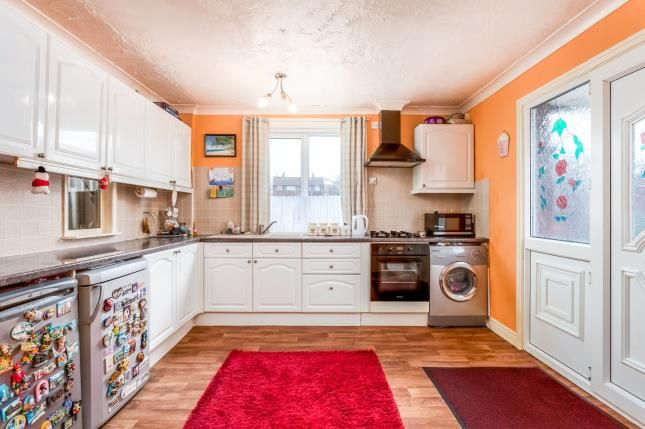 Kitchen of Wellstone Drive, Bramley, Leeds, West Yorkshire LS13