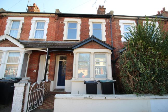 Thumbnail Terraced house for sale in Russell Road, Gravesend, Kent