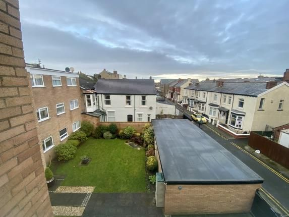 Rear Views of Clarence Court, Rawcliffe Street, South Shore, Blackpool FY4