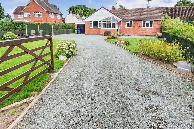 Thumbnail Semi-detached bungalow for sale in Gwern-Y-Brenin, Oswestry