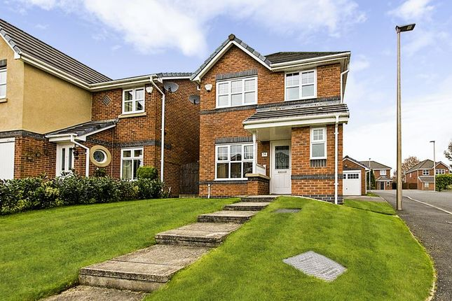 Thumbnail Detached house for sale in Fairman Drive, Hindley, Wigan