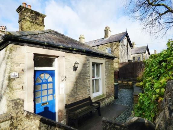 Thumbnail End terrace house for sale in Broad Walk, Buxton, Derbyshire