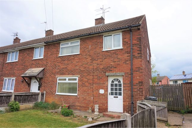 Thumbnail Semi-detached house for sale in Woodside Road, Doncaster