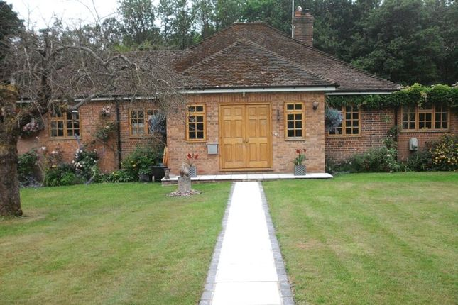 Thumbnail Detached bungalow for sale in Old Dashwood Hill, Studley Green, High Wycombe