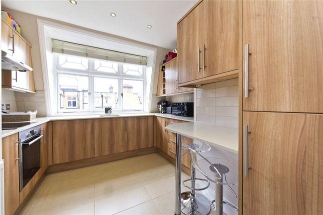 Kitchen of Abingdon Court, Abingdon Villas, London W8