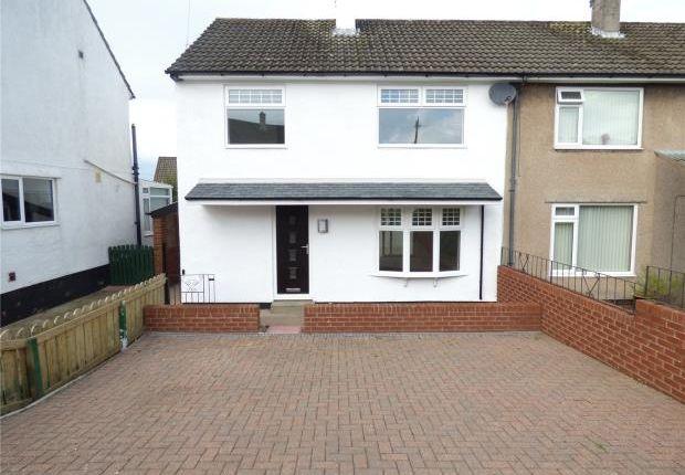 Thumbnail Semi-detached house for sale in Dacre Road, Brampton, Cumbria
