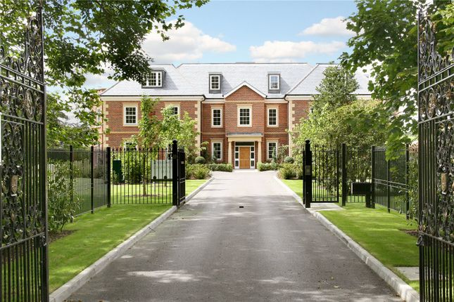 Thumbnail Flat for sale in Cranbourne Hall, Drift Road, Winkfield, Windsor