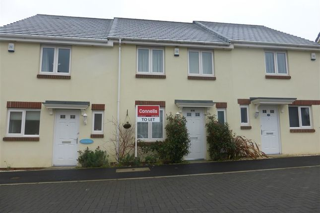Thumbnail Property to rent in Bridge View, Plymouth
