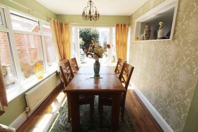 Dining Room of Stradbroke Road, Gorleston, Great Yarmouth NR31