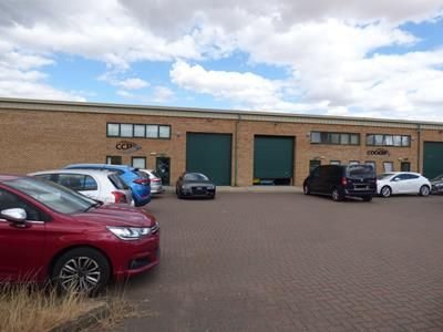 Thumbnail Light industrial to let in Unit 3, Sawtry Court, Brookside Industrial Estate, Sawtry, Huntingdon, Cambridgeshire