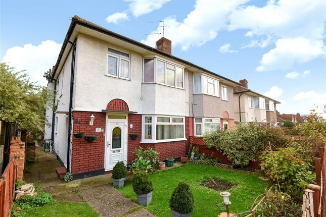 Thumbnail Flat for sale in Wingfield Way, South Ruislip, Middlesex