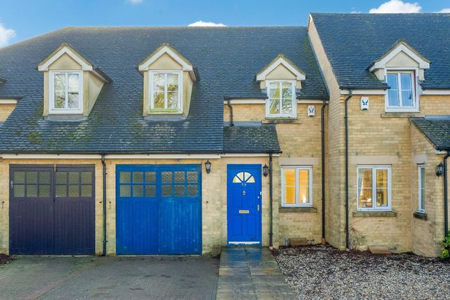 Thumbnail Terraced house to rent in Worton Road, Middle Barton