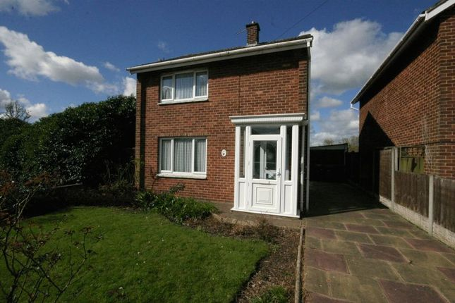 Thumbnail Detached house to rent in Riverside Drive, Branston