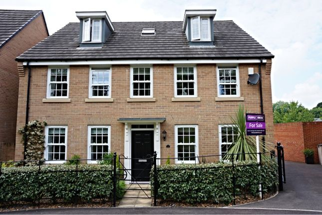Thumbnail Detached house for sale in Beacon Drive, Newton Abbot
