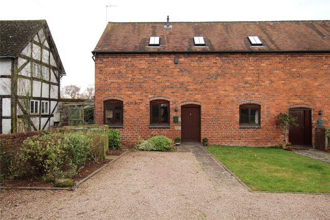 Thumbnail Barn conversion to rent in Pansington Farm Barns, Chadwick Bank, Titton, Worcestershire
