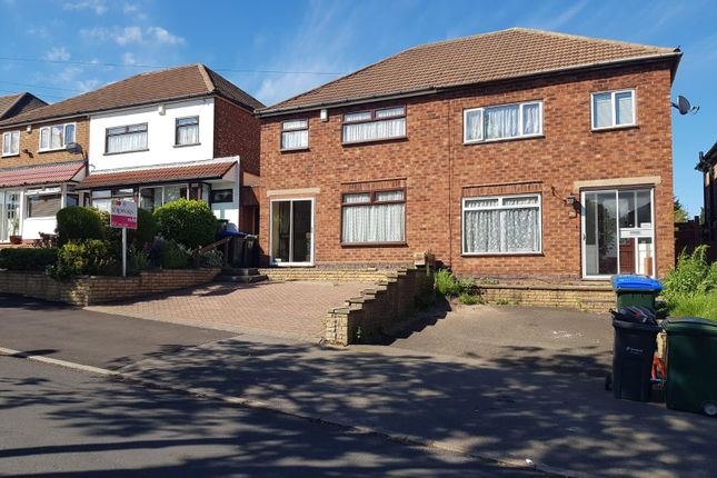Thumbnail Semi-detached house to rent in Lechlade Road, Great Barr, Birmingham