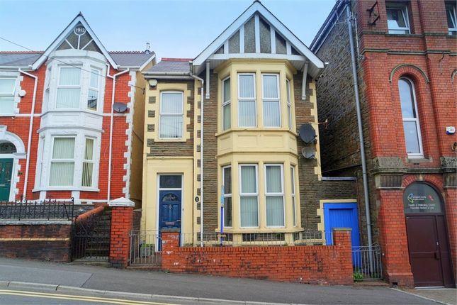 Thumbnail Detached house for sale in Neath Road, Maesteg, Mid Glamorgan
