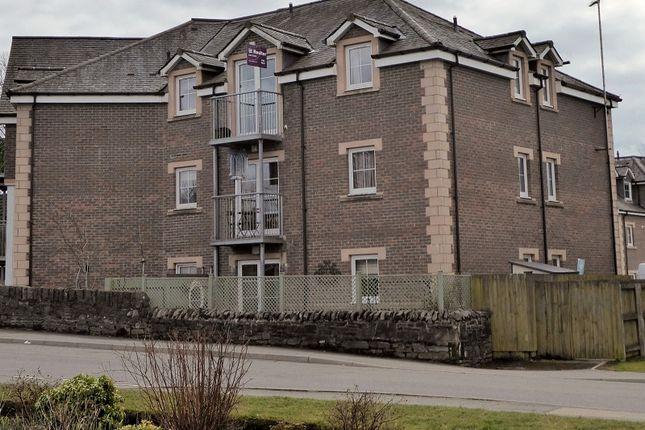Thumbnail Flat for sale in Holm Street, Moffat