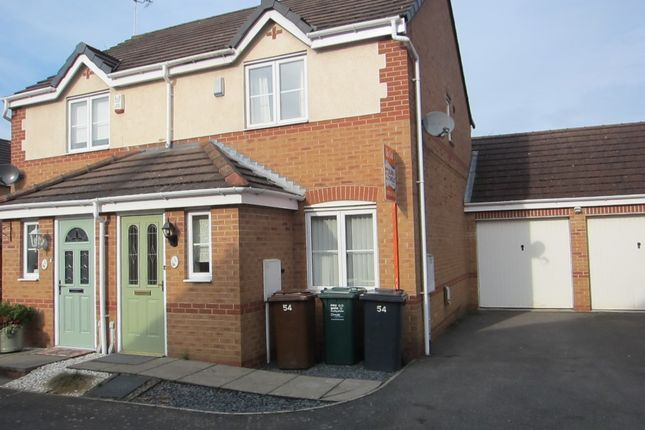 Thumbnail Semi-detached house to rent in Kyle Road, Hilton