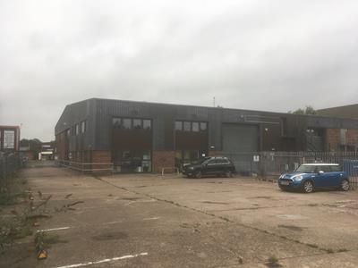Thumbnail Commercial property for sale in Unit C Meltex House, Lichfield Road Industrial Estate, Kepler, Tamworth