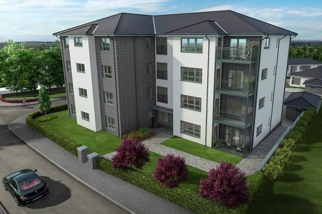 "Thumbnail Flat for sale in ""The Wilmont"" at Old Bothwell Road, Bothwell, Glasgow"