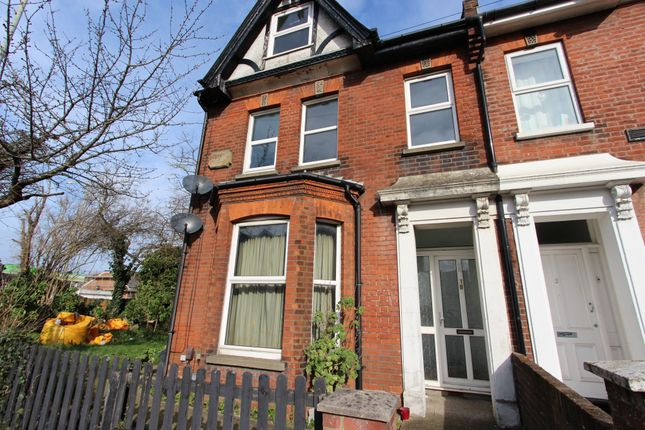 Thumbnail Flat to rent in Somerset Road, Ashford, Kent