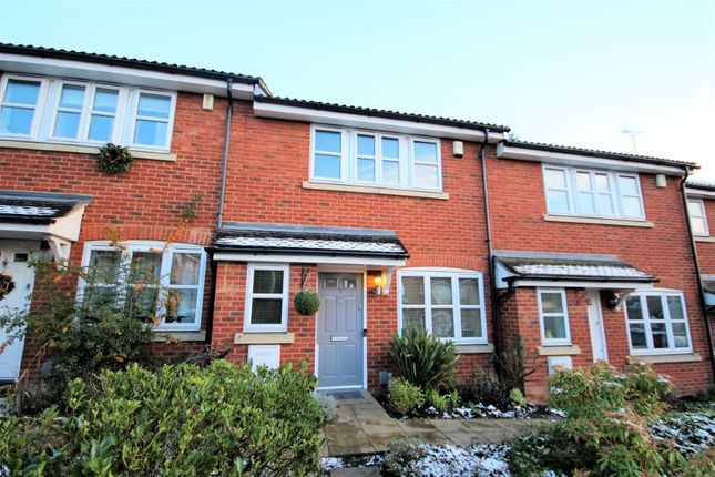 Thumbnail Terraced house for sale in Orpington Close, Twyford