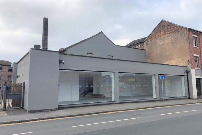 Thumbnail Retail premises to let in Phoenix Works Units 1 & 2, 500, King Street, Stoke-On-Trent