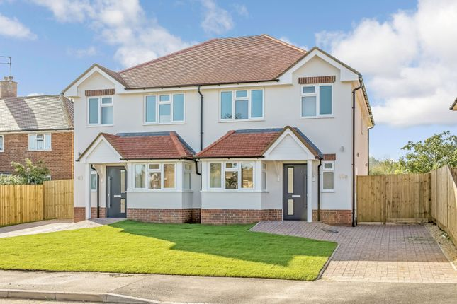 Thumbnail Semi-detached house for sale in Meadowlands, West Clandon, Guildford