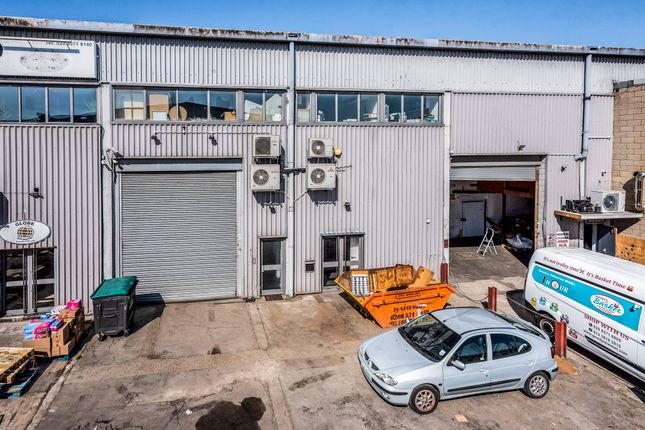 Thumbnail Warehouse for sale in Unit 14 Southall Business Park, 142 Johnson Street, Southall, Middlesex