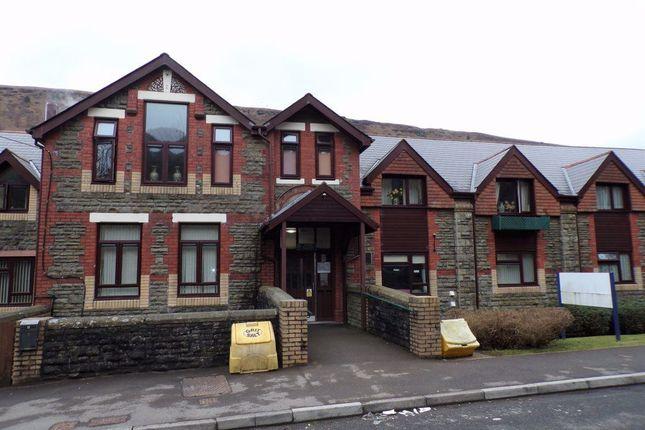 Thumbnail Flat to rent in 27 Glan Yr Afon, Ruperra Street, New Tredegar