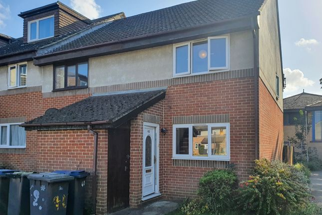 Thumbnail End terrace house to rent in Regency Place, Canterbury