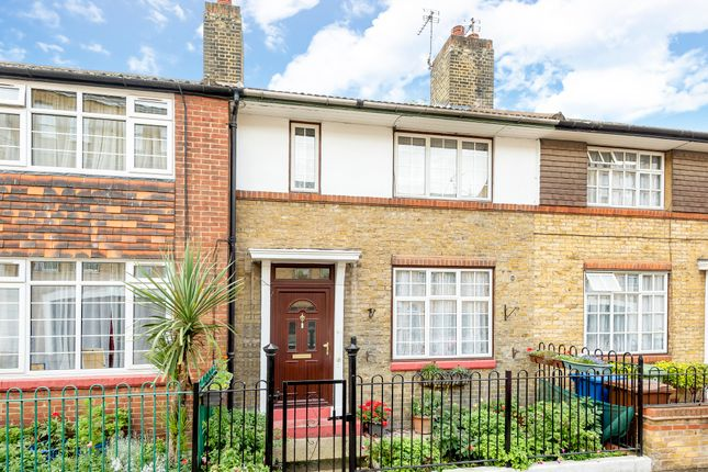 Terraced house for sale in Rotherhithe Street, London