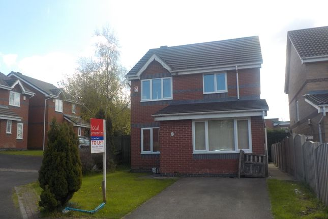 Thumbnail Detached house to rent in Fairfield Road, Heckmondwike, West Yorkshire