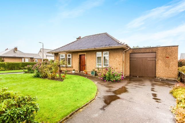 Thumbnail Detached bungalow for sale in Dunster Road, Stirling