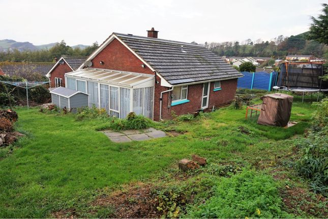 Thumbnail Detached bungalow for sale in Doone Way, Ilfracombe