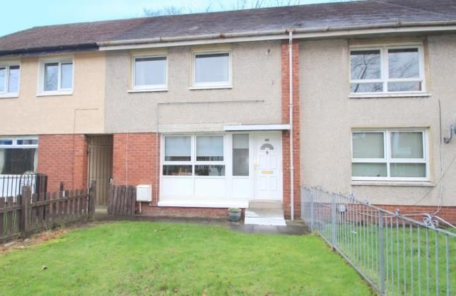 Thumbnail Terraced house for sale in Cluny Gardens, Baillieston, Glasgow, Lanarkshire