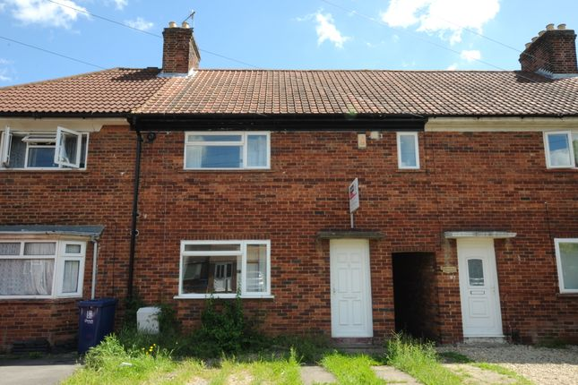 Thumbnail Terraced house to rent in Valentia Road, Headington, Oxford