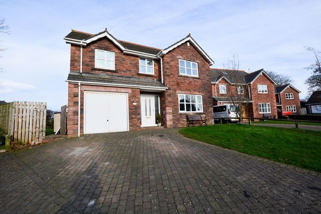 Thumbnail Detached house for sale in Beck Rise, Beckermet