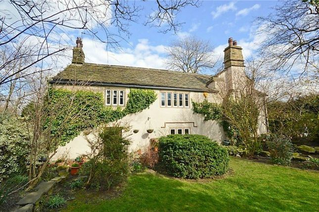 Thumbnail Detached house for sale in Green Lane, Hove Edge, Brighouse, West Yorkshire