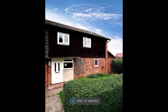 Thumbnail End terrace house to rent in Cabell Road, Guildford