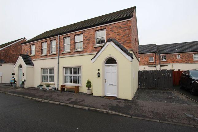 Thumbnail Semi-detached house for sale in Harrisburg Street, Belfast