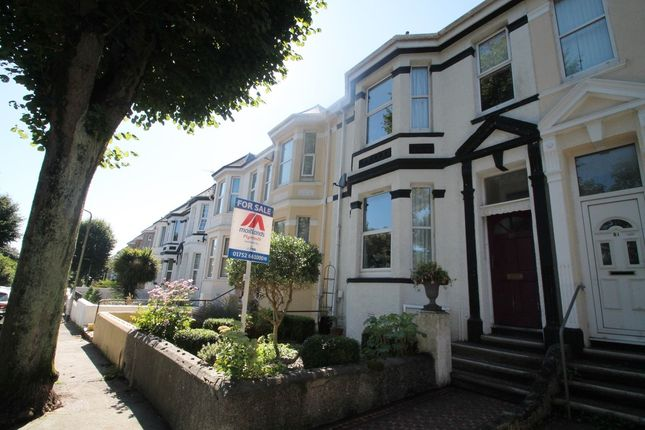 Thumbnail Flat for sale in Moor View, Keyham, Plymouth