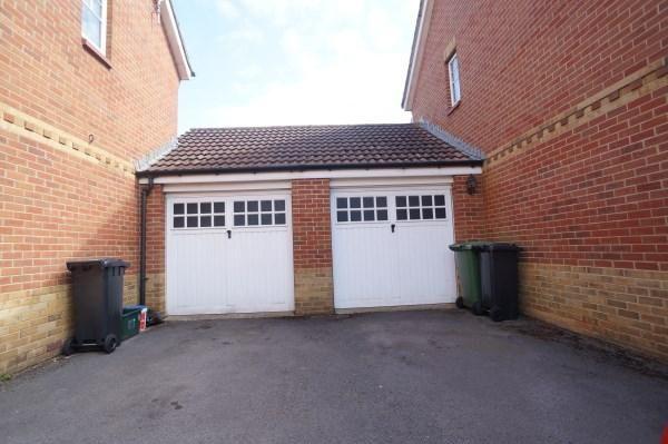 Garage of Barn Close, Emersons Green, Bristol BS16