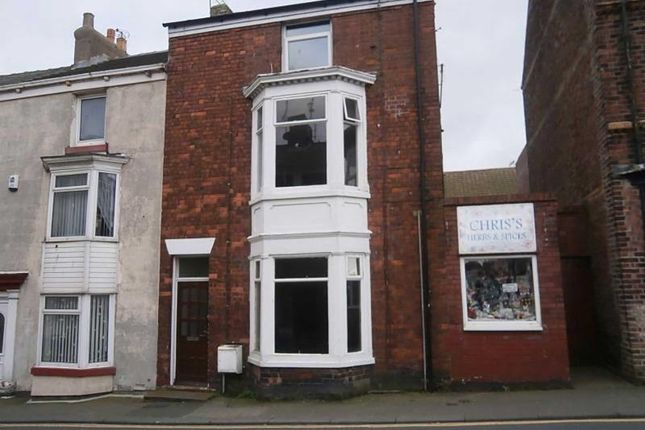 Thumbnail Flat to rent in West Street, Bridlington